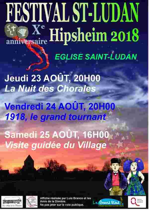 2018 Affiche festival simple